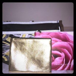 Handbags - Designers Cosmetic Bag Bundle